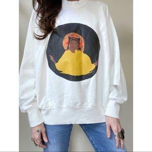 NWOT Yeezy Jesus is king Chicago sweatshirt